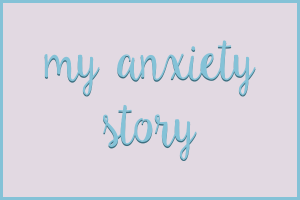 The road to recovery. || My anxiety story.